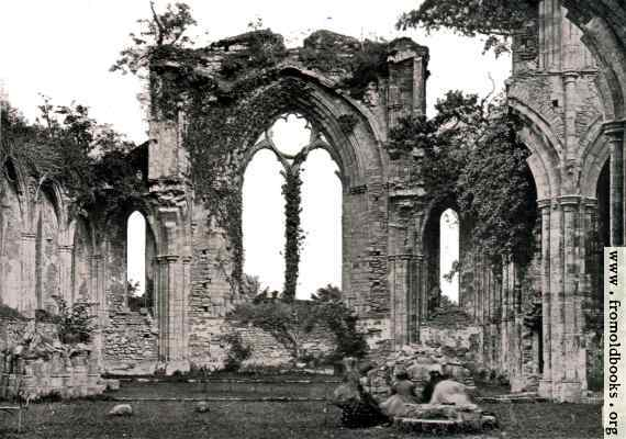 [Picture: Netley Abbey]