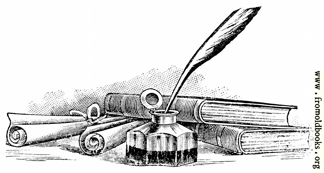 Letter Writing Pen And Ink