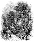 Priot Bolton's Garden-house at Canonbury