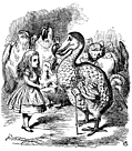 [picture: Alice and the Dodo]