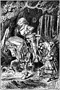 Frontispiece: Alice and the White Knight