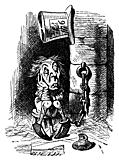 [picture: The Mad Hatter in Chains.]