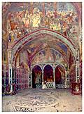 Chapel of San Lorenzo at S. Benedict's, Subiaco