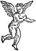 Cherub (cutout)