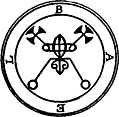 1. Seal of Bael.