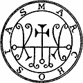 [picture: 35. Seal of Marchosias.]