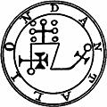 71. Seal of Dantalion.