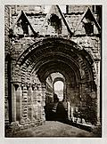 [picture: Jedburgh Abbey]
