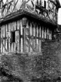 Overhang—Stokesay Castle