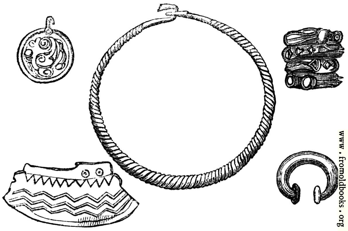 30 u2014ornaments and patterns of the ancient britons