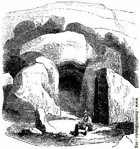 42.—Wayland Smith's Cave