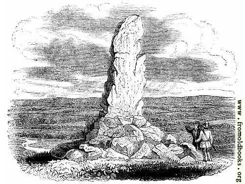 [Picture: 44.—hare Stone, Cornwall]