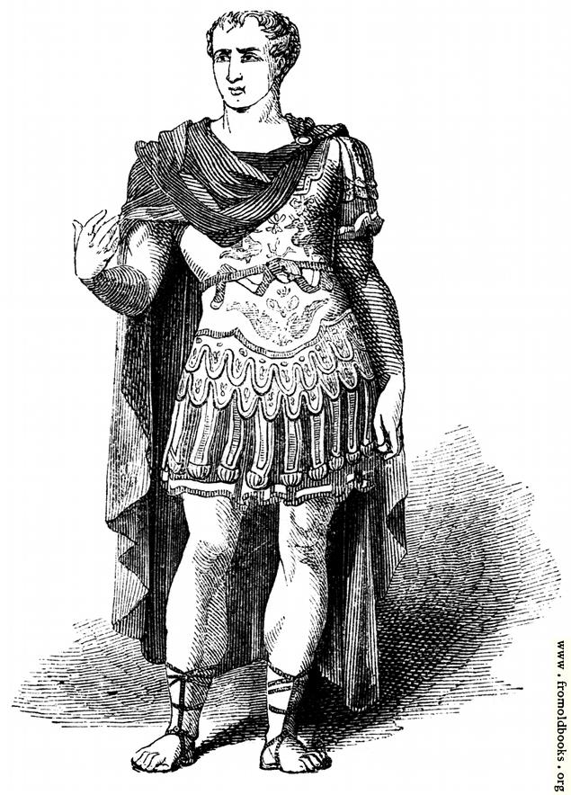 [Picture: 84.—Julias Cæsar.]