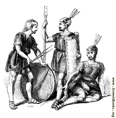 97.—Roman Soldiers.