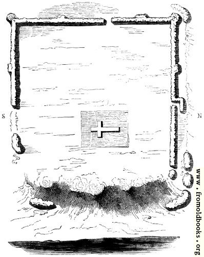 [Picture: 98.---Plan of Richborough.]