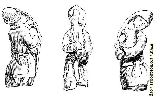102.—Bronze, found at Richborough.