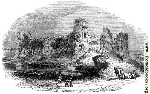 111.—Norman Keep, Pevensey.