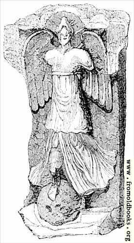 135.—Roman Image of Victory.