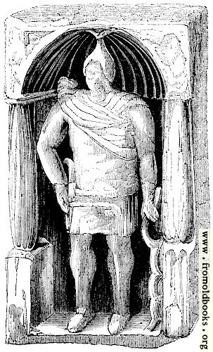 136.—Roman Soldier.