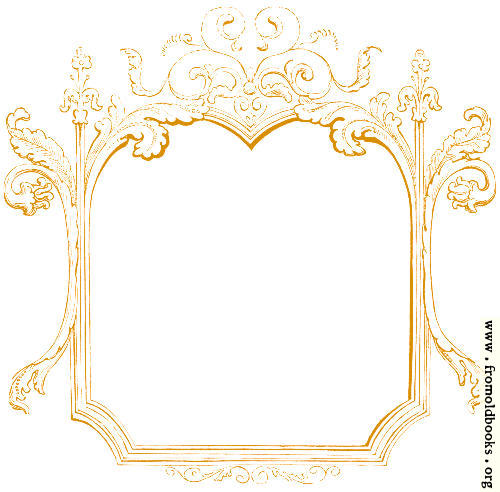 [Picture: 245 [detail].—Rectangular ornate sketched frame or border]