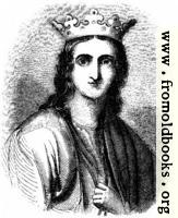 [Picture: 824.—Queen Eleanor.—From fer Tomb in Westminster Abbey.]