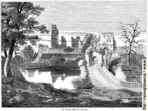 [Picture: 841.—Prudhoe Castle, Northumberland]