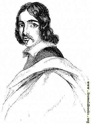 [Picture: 2154.---Francis Moore, 1657.  (From an anonymous Print published at that date)]