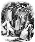 [picture: 15.---Group of Arch-Druid and Druids]