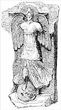 [picture: 135.---Roman Image of Victory.]