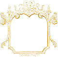 [picture: 245 [detail].---Rectangular ornate sketched frame or border]