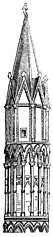 [picture: 580.--EEarly English Turret, Lincoln.]
