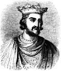 [picture: 814.---Henry III From his Tomb in Westminster Abbey.]