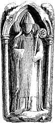 [picture: 1026.---Tomb of the Boy Bishop, Salisbury]