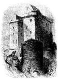 [picture: 1273.---Present State of Borthwick Castle.]