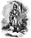 [picture: 1789.---The Grand Falconer]