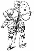 2045.—Infantry Armour, 1625 (From a Specimen at Goodrich Court; engraved in Skelton's Armour)