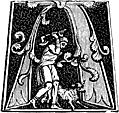 [picture: Historiated Initial Letter ``A'']
