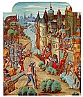 [picture: A Siege of the Fifteenth Century]