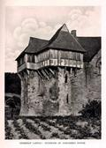 [picture: Stokesay Castle: Exterior of the Northern Tower.]