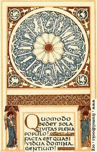 [Picture: 116. Zodiac Wheel]