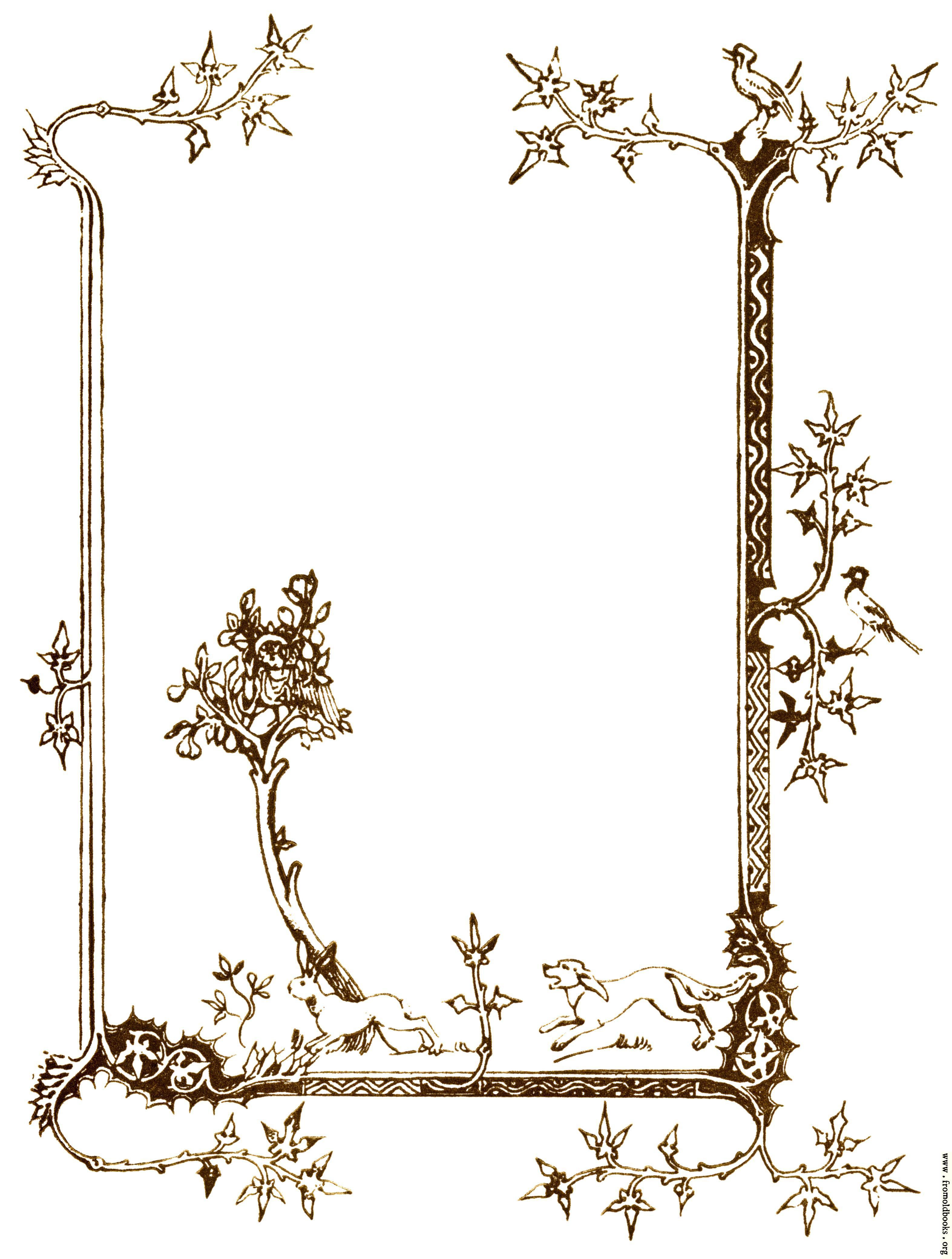 free clip art medieval borders - photo #38