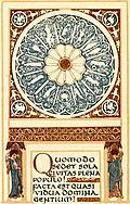 116. Zodiac Wheel