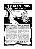Old Advert: Diamonds on Credit