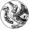 [picture: Badge of Saint John the Evangelist]