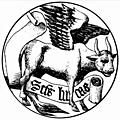 [picture: Badge of Saint Luke]
