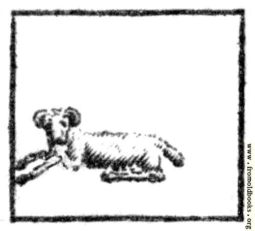 [Picture: Aries (the Ram, or Sheep)]