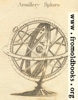Armillary Sphere, Scanned Version
