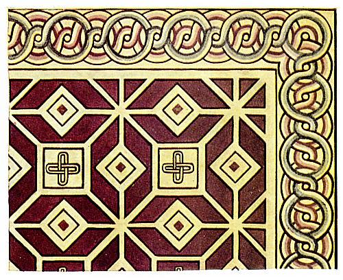 Ancient Greek Marble Mosaics 2 Eleusius