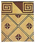 [picture: [Ancient] Greek Marble Mosaics 5: Temple Floor pattern]