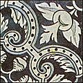 [picture: Dutch Delft ceramic tile 2]